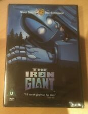 "The Iron Giant ""Jennifer Aniston"" (1999) NEW & SEALED DVD *PAL R2* Warner (2000)"