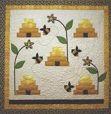 What's all the Buzz quilt pattern by Cheryl Haynes of Prairie Grove Peddler