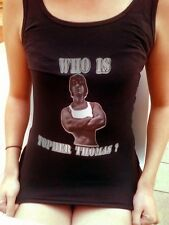 out of state who is topher thomas order womans next level tank top