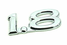Genuine New TOYOTA 1.8 WING BADGE Emblem Avensis 1997-2002 Sedan Saloon