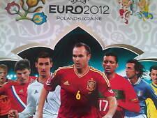 Lote de 127 Base Cards o elige tus faltas Adrenalyn XL Euro 2012 Polonia Ukrania