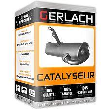 Pour Smart City Fortwo 0.6 0.7 catalyseur echappement silencieux 3036
