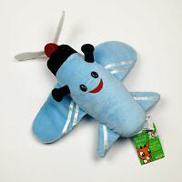 "1999 CVS 13"" Misfit Plane Plush Rudolph Red Nose Reindeer Island of Misfit Toys"
