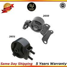 Engine Motor Mounts For 90/96 Mazda 323 MX-3 / Ford Escort  1.6L 1.8L 1.9L