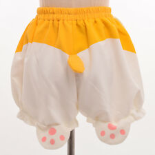 Lolita Summer Cute Pants Girls Corgi Hips Shape Pumpkin Shorts Bottom Shorts