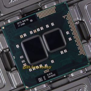 Intel Core i7-640M SLBTN 2.8 GHz Dual-Core (CP80617004152AE) Prozessor CPU