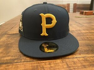 "PITTSBURGH PIRATES 1925 WORLD SERIES ""ARMED FORCES"" NEW ERA FITTED CAP 7 3/4"