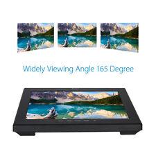 12 pouces surveillance PC Cctv Moniteur Screen VGA AV HDMI BNC Input with Speaker