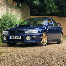 SUBARU IMPREZA TURBO 2000 MICA BLUE