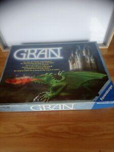 Jeu de Société GRAN qui ose provoquer les dragons Ravensburger 1985 vintage