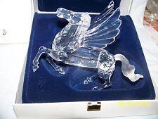 Swarovski Crystal The Pegasus 1998 Annual Edition Figurine Fabulous Creatures