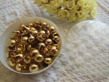 ornement vintage mercerie rond doré pour customisation ancien 0,5 cm n°3