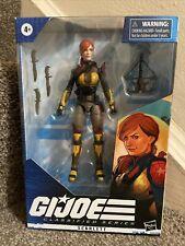 Hasbro - G.I. Joe - Classified Series 05 - Scarlett Field Variant chase Action