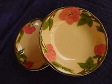 Franciscan Desert Rose DESSERT BOWL LOT of TWO 2 have more items to set