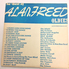 Allen Freed The Best Of 102A United International 33RPM 031017RR