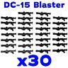 LEGO Star Wars Guns DC-15 Clone Trooper Blaster Rifle Rebel Storm Weapon 30 Pk