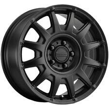 4 Raceline 401b Aero 17x8 5x45 40mm Satin Black Wheels Rims 17 Inch Fits Camry