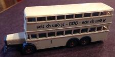 Wiking 24873 Büssing D38 Berlin Bus Doppeldecker BÜG SKM3748 1:87