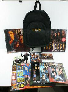 Farscape Fanpaket, Rucksack, Aufsteller Kalender Musik-CD, Comics, Bücher