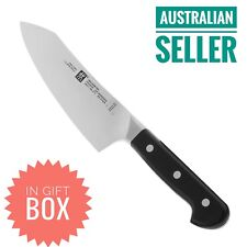 "Zwilling J.A Henckels Rocking Santoku Pro Chefs Knife 7"" - Forged In Germany"