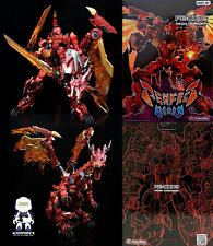 TRANSFORMERS MASTERPIECE PERFECT EFFECT MEGA DORAGON AKA BEASTMACHINE MEGATRON