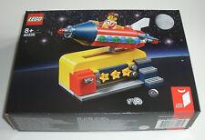 LEGO IDEAS - Weltraumrakete Space Rocket Ride 40335 Neu & OVP