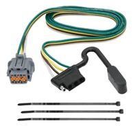 Tekonsha Trailer Hitch Wiring Tow Harness For Nissan & Suzuki Part #118263