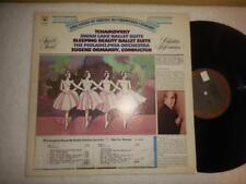 ORMANDY Tchaikovsky Swan Lake~Sleeping Beauty COLUMBIA MASTERWORKS ORIG LP NMint