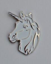 Unicorn Quality Enamel Pin Badge