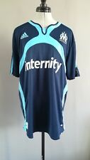 Maillot Football Collection Vintage 2006-2007 OLYMPIQUE MARSEILLE  Taille: L