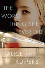 The Worst Thing She Ever Did-ExLibrary