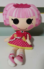 PINK LALALOOPSY DOLL PLUSH TOY! SOFT TOY ABOUT 26CM LONG KIDS TOY!