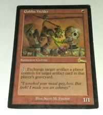 Goblin Welder, Urza's Legacy, Magic the Gathering, MTG MP