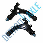 Set of (2) New Complete Front Lower Control Arm and Ball Joint Assembly