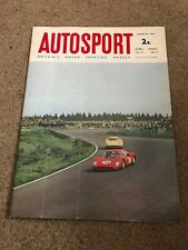 AUG 27 1965 AUTOSPORT vintage car magazine