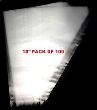 "100 18"" EXTRA LARGE BAGS DISPOSABLE ICING PIPING CAKE DECORATING CUPCAKE BAKING"