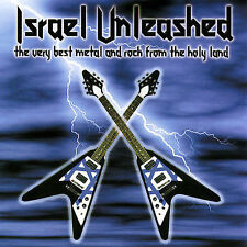 Israel Unleashed: The Best Rock and Metal from the Holy Land (2007 CD) NEW
