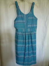 Tehama Sports Dress w/Multi-Colored Stripes Size Medium