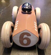 "Designer Hugo Boss Playforever Model Race Car 12"" Store Display #6 Pink Rare"