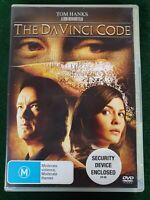THE DA VINCI CODE - Tom Hanks,  Audrey Tautou - DVD