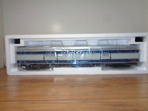K-LINE ELECTRIC TRAINS # K-44891-1 TEXAS & PACIFIC LIGHTED BAGGAGE CAR - NEW