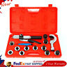 11 Lever Hydraulic Tubing Expander Tool Swaging Kit HVAC Tools Tube Piping Pipe