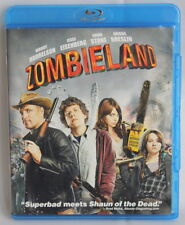 Zombieland Blu-ray Disc, 2010 Double Disc