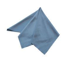 3 x EXTRA LARGE Blue Microfibre Lens Tablet iPad TV Cloth Microfiber 29cm x 29cm