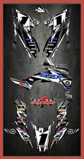 YFZ450 YFZ450R Yamaha YFZ 450R 14-16  SEMI CUSTOM GRAPHICS KIT TORQ3