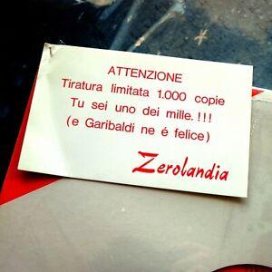 RENATO ZERO - AA.VV. /  Spiagge / Navigare /- SIGILLATO!!! TOP!!! PROMO!!!
