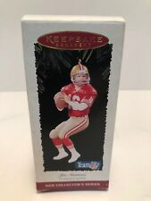 Joe Montana 1995 Hallmark Keepsake Ornament Nfl Collector's Series - 49ers