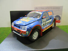 MEGA DESERT #270 RALLYE PARIS DAKAR de 2000 au 1/43 NOREV voiture miniature