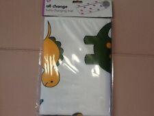 Baby Travel Changing Mat Folding Portable Diaper Wipe Clean Waterproof Dinosaur