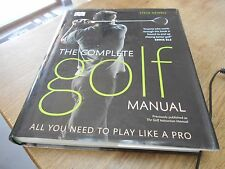 RARE THE COMPLETE GOLF MANUAL STEVE NEWELL A 29€ ACHIMM FP COMP MOND RELAY AFFAI